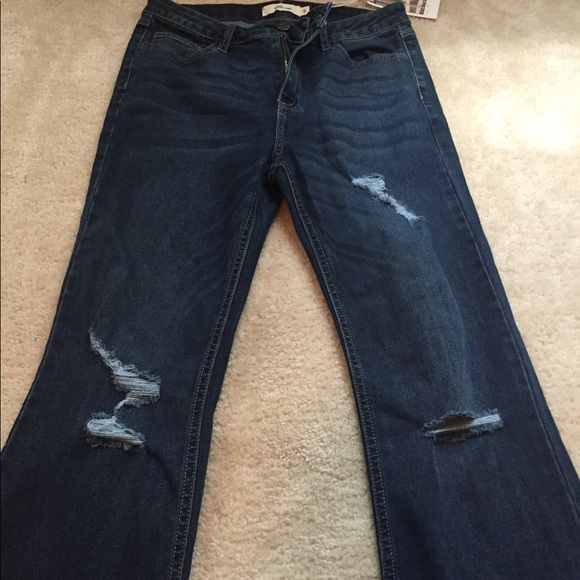 Denim - Brand New Cello bootcut jeans size 9